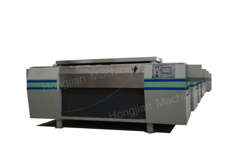 Galvanic Electroplating Line for Rotogravure Cylinder Making