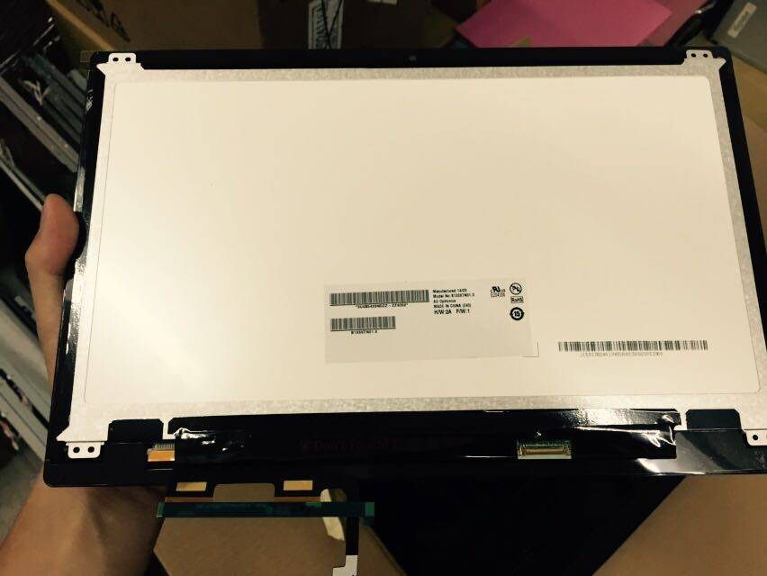 Brand New and Original B133XTN01.3 LCD With Touch Digitizer for Acer Aspire S3