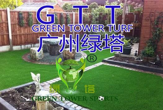 Artificial turf/landscaping grass/garden synthetic grass