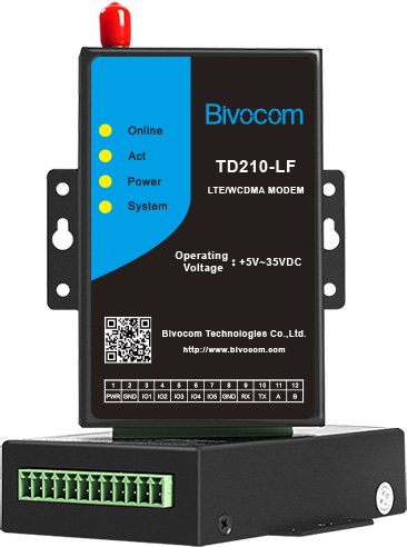 Industrial 3G cellular modem widely used for M2M filed