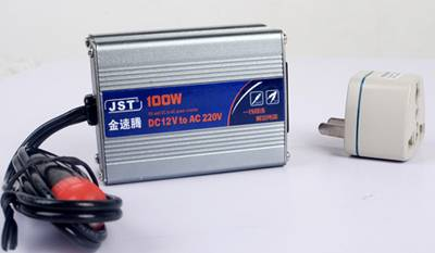 100W Car Power Inverter