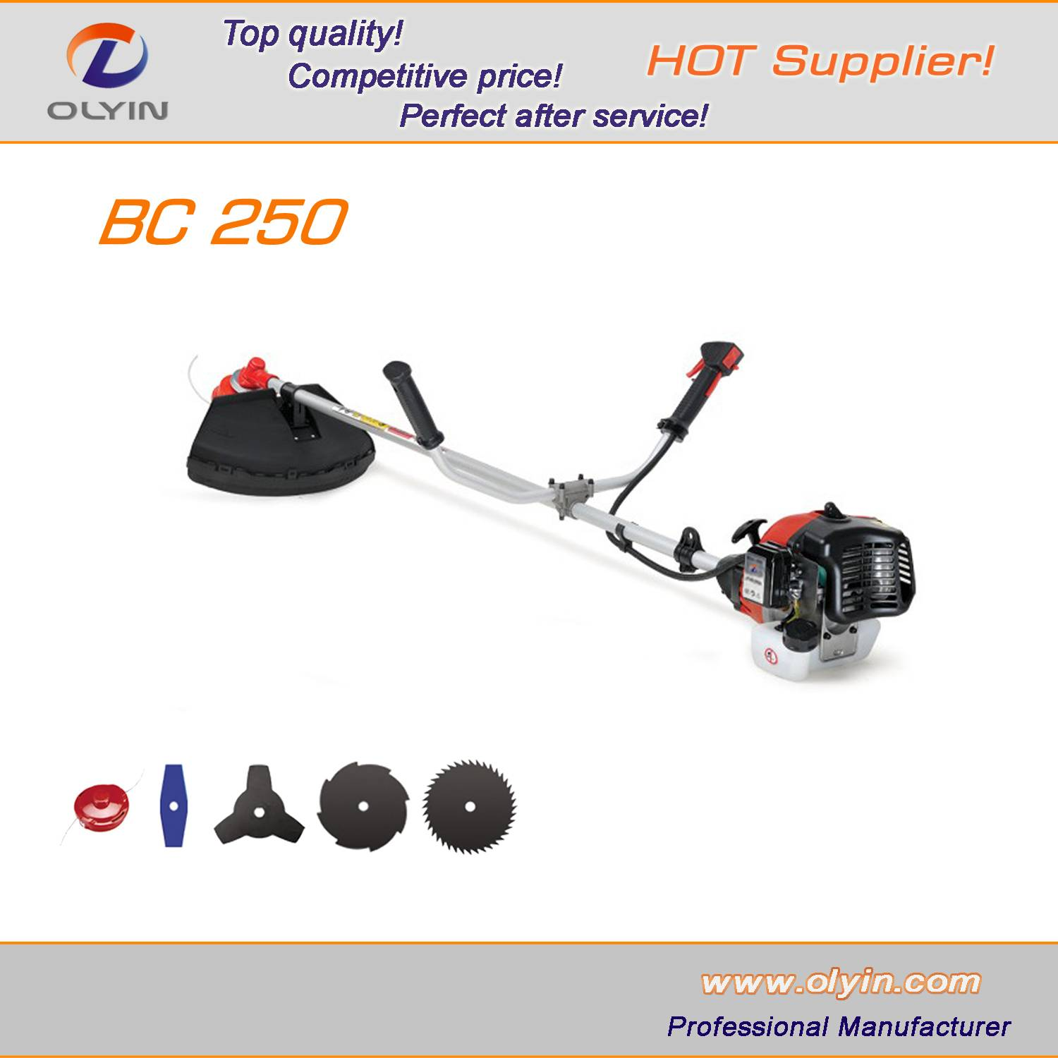 brush cutter  with Gasoline