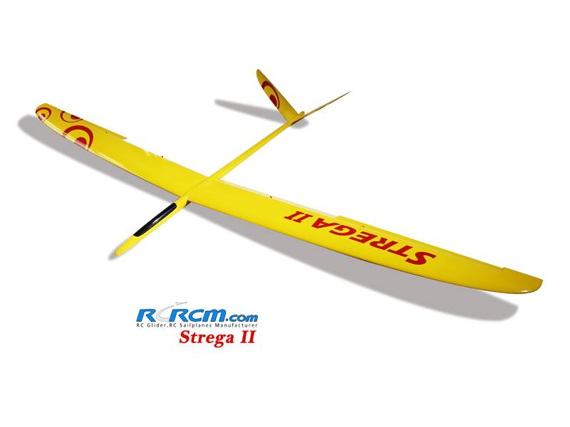 Strega2-non motor glider of rcrcm