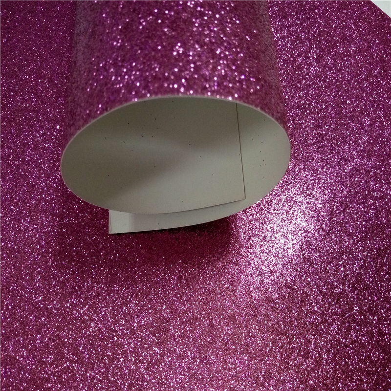 New style glitter gold Glitter paper for Wedding Birthday Party Decoration
