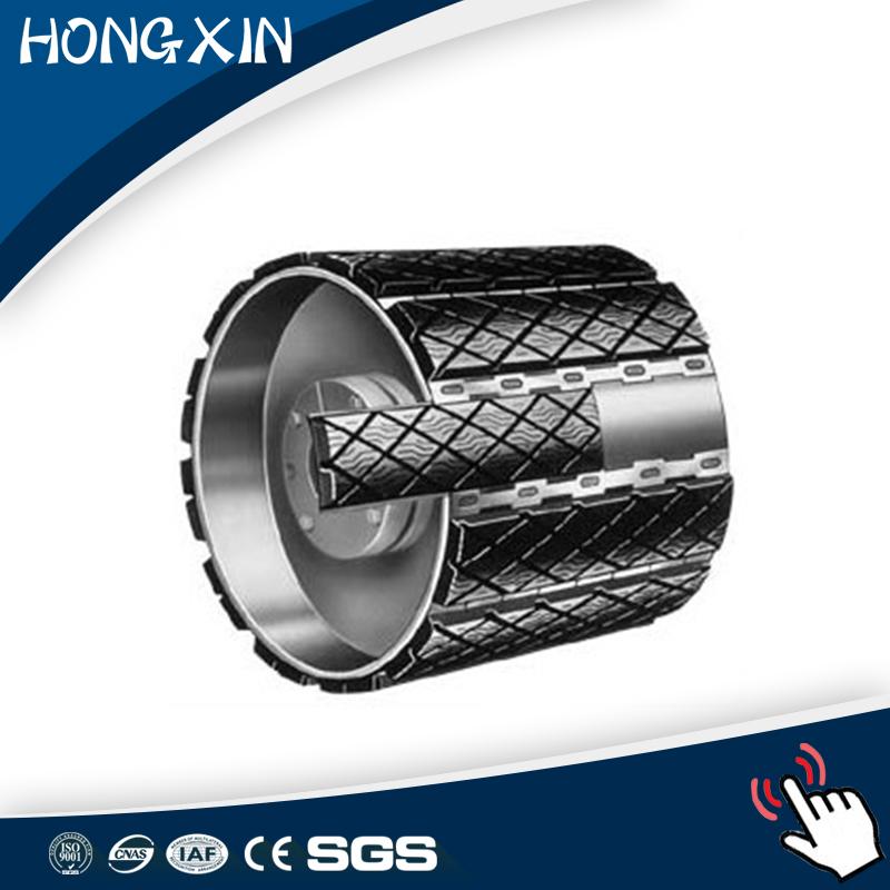 slide rubber pulley lagging