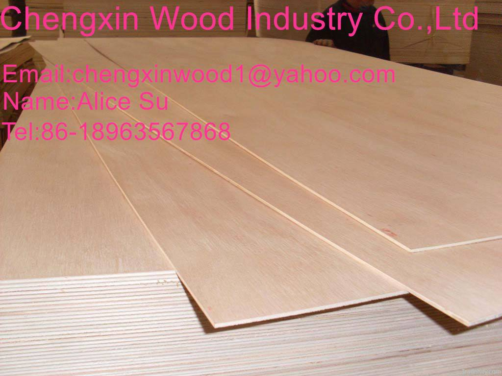 Commercial plywood (High quality and low price)