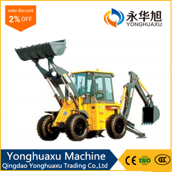 Agricultured loader Hot sale Europe market mini wheel loader