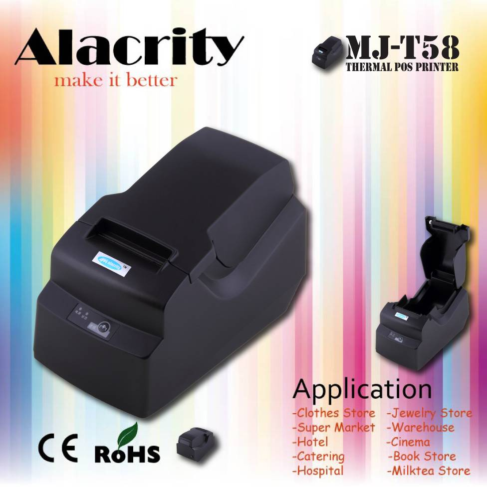 New Hot Selling 58mm Thermal Printer