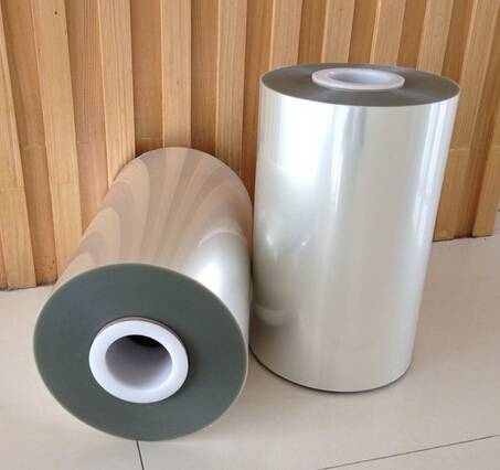 PET /PETG shrinkable film, label film, packing film, transparent