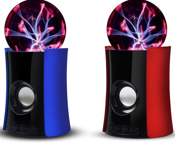 Magic Plasma Bluetooth Speaker