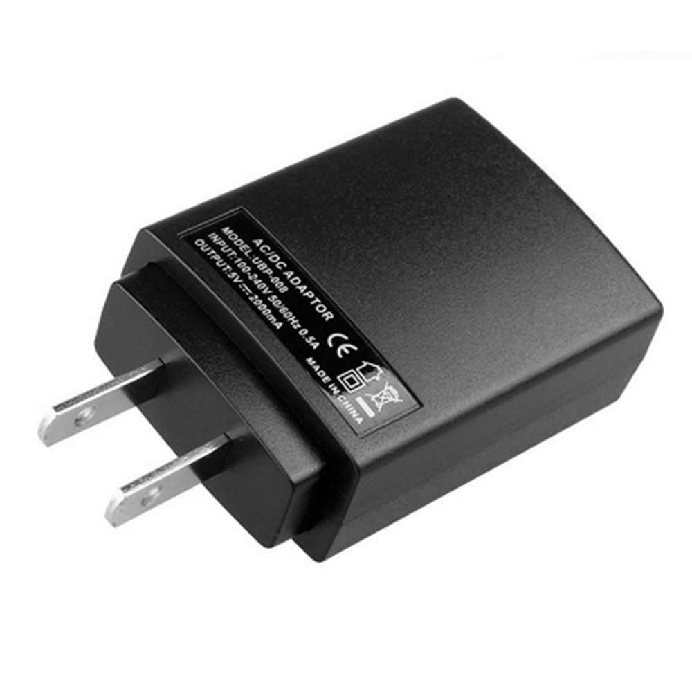 US/EU Version 5V USB Travel Wall Home Charger Adapter