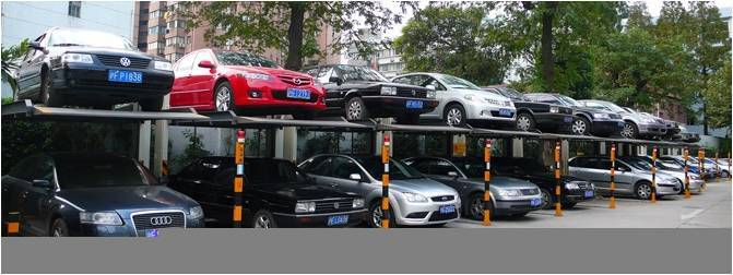 Car Parking System-Simple Lift Parking System