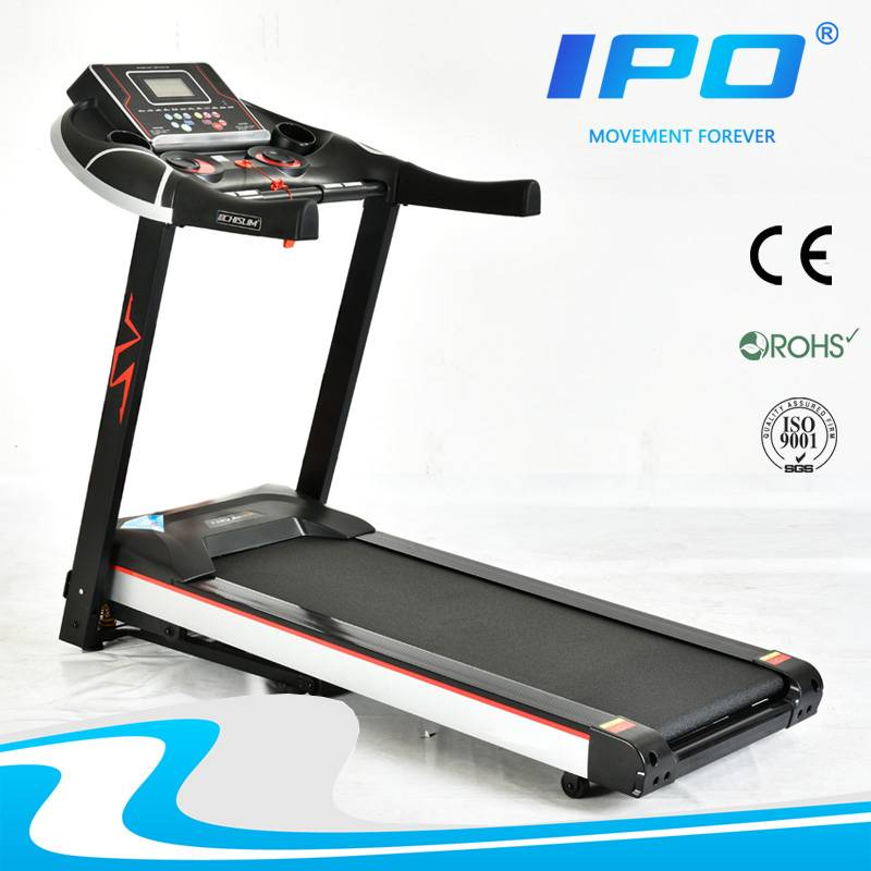 2016 Home Use Sport Gym Low Noise Manual Treadmill Running Machine