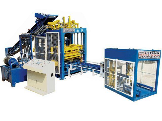 QT8-15B block making machine