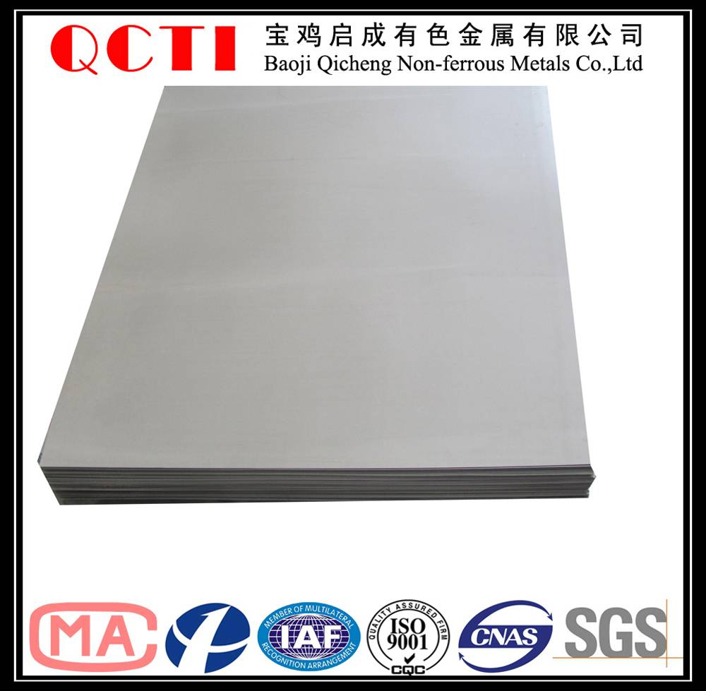 wholesale tc20 ti6al7nb medical titanium alloy plate sheet with the best price