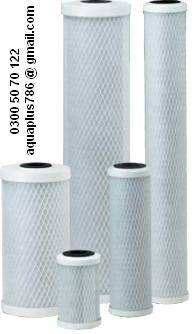 Carbon Block Water Filter Cartridge 03355070122