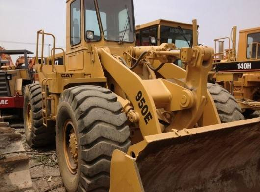 Used Cat 950E wheel loader in high quality for construction