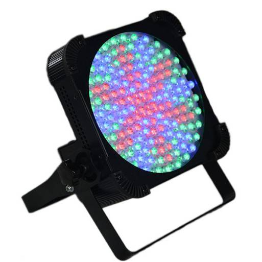 144 RGB LED Flat Par Light