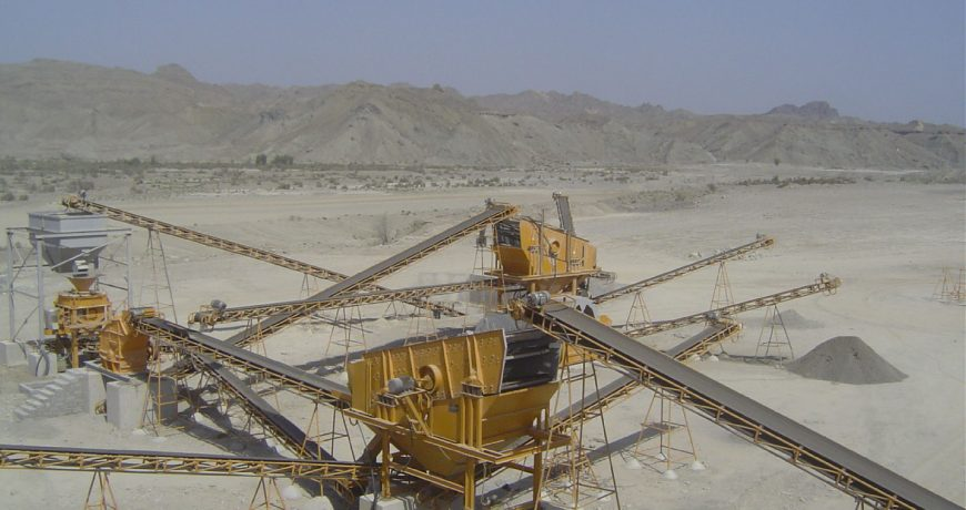 CRUSHER PLANT 200 250 TH