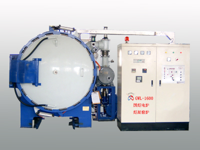 1000-1800 Centigrade high vacuum level atmosphere furnace
