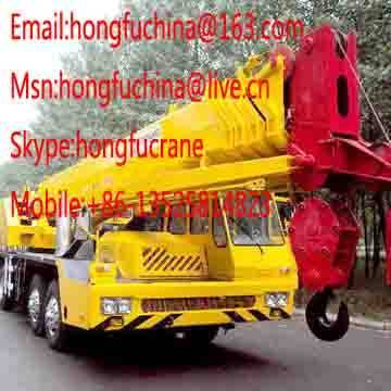 60 ton TADANO GT-600EX HYDRAULIC TRUCK CRANE FOR SALE