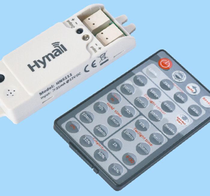 5V/12V DC Input Microwave Motion Sensor - Highbay Version