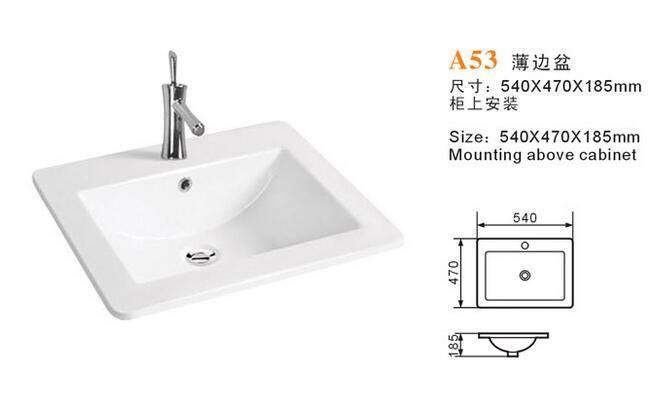 thin basin A53