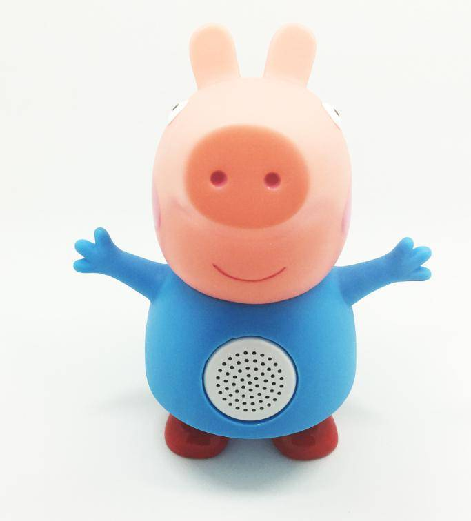 Cartoon PIG Bluetooth Speaker for Gift
