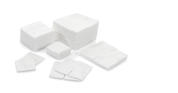 medical non-woven sponge