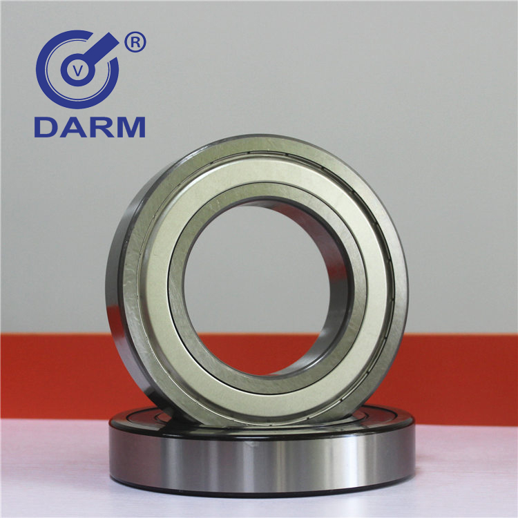 6318-2rs Lubrication Grease Deep Groove Ball Bearings For Forklifts wheel