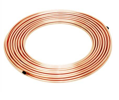 ASTM B280 Copper Pancake Coil Made In Korea