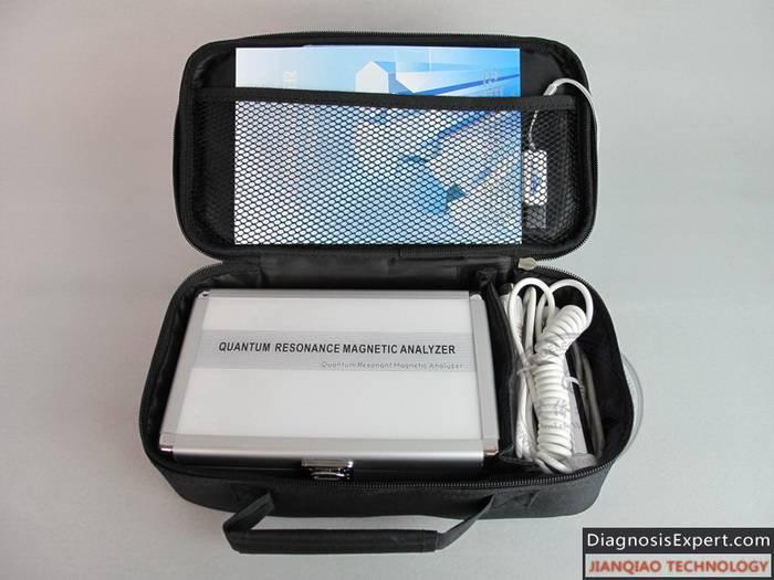 2013 Hot Sale Mini Quantum Analyzer QMA301