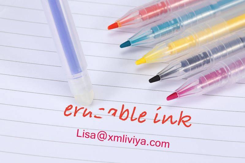 Frixion Erasable Pen/Erasable Colors Pen/Frixion Erasable Marker
