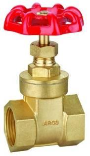 Non Rising Brass gate valve
