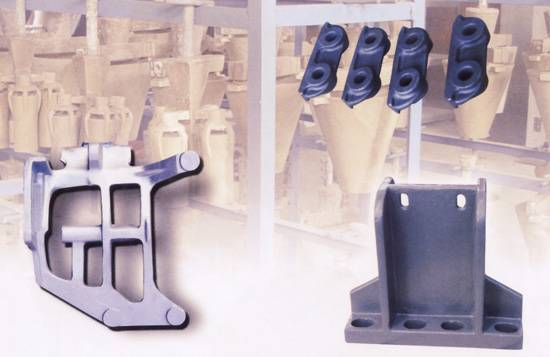 Counterweights OEM Service