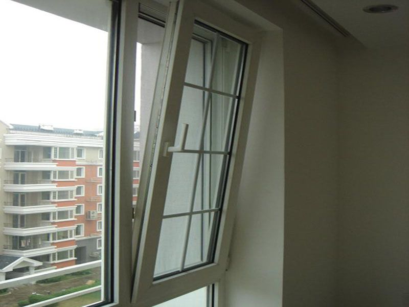 commercial and residential upvc tilt & turn window