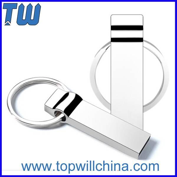 Solid Metal Usb 3.0 Flash Drive Fashion Design Logo Printing Free