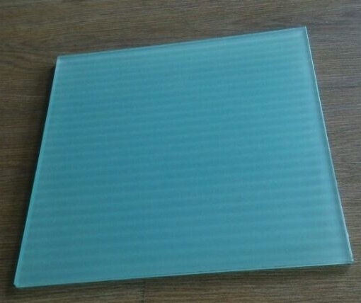 the CE SGCC certification of blue laminated glass
