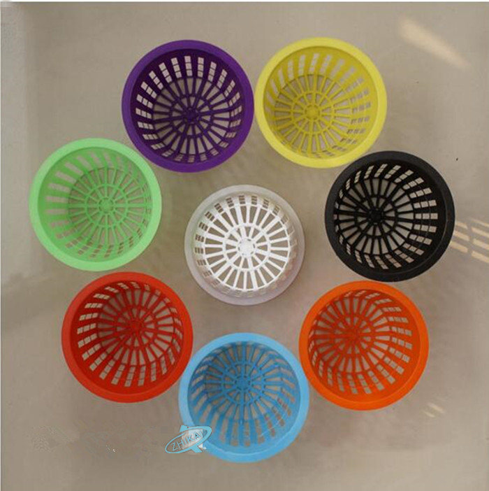 2inch Vertical Hydroponic plastic net pot for NFT system