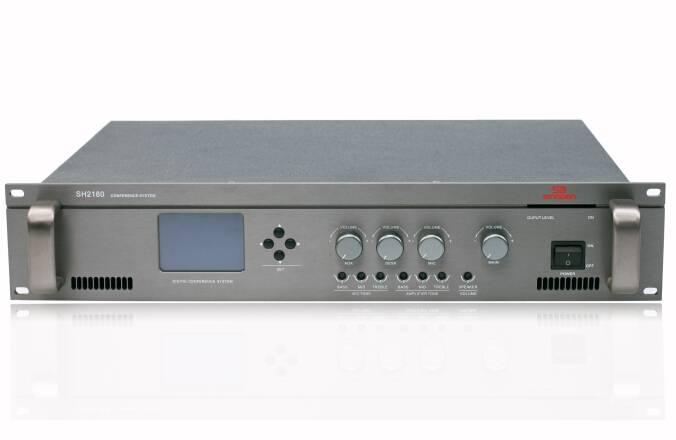 Digital Conference System Main Unit SH2180 - SINGDEN