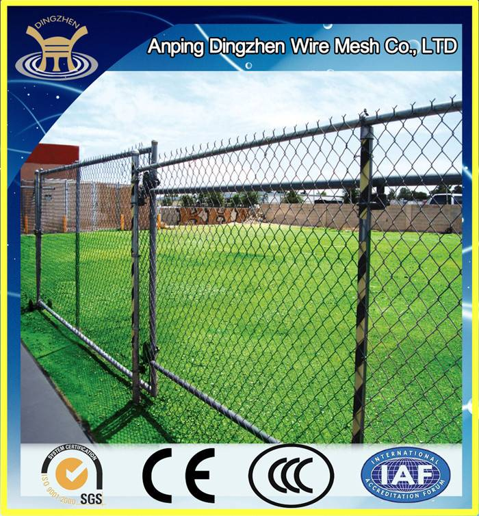 High Quality Chain link Fence For Sale