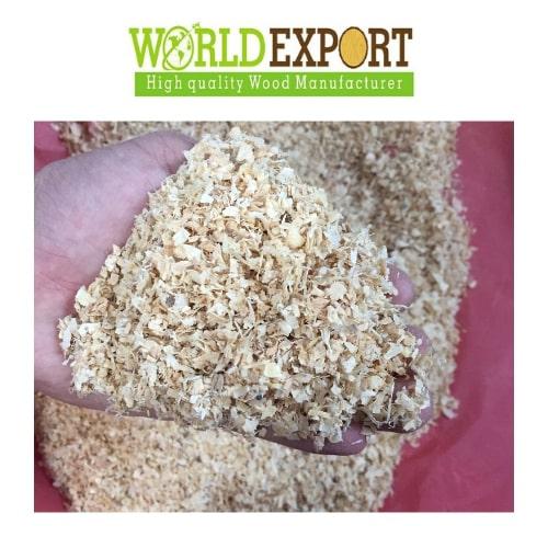 High Quality Pine Wood Sawdust Shaving