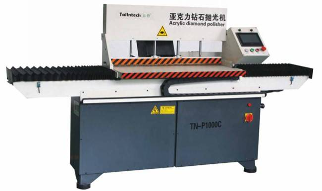 Angle Acrylic Polishing Machine TN-P1000
