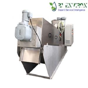 MD131 sludge dewatering machine