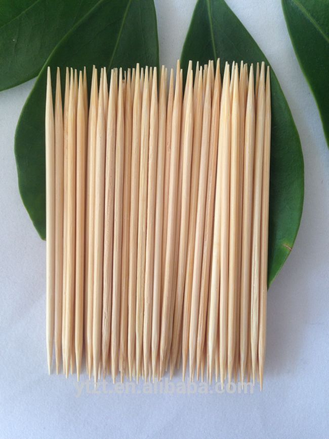 bamboo/wood toothpick