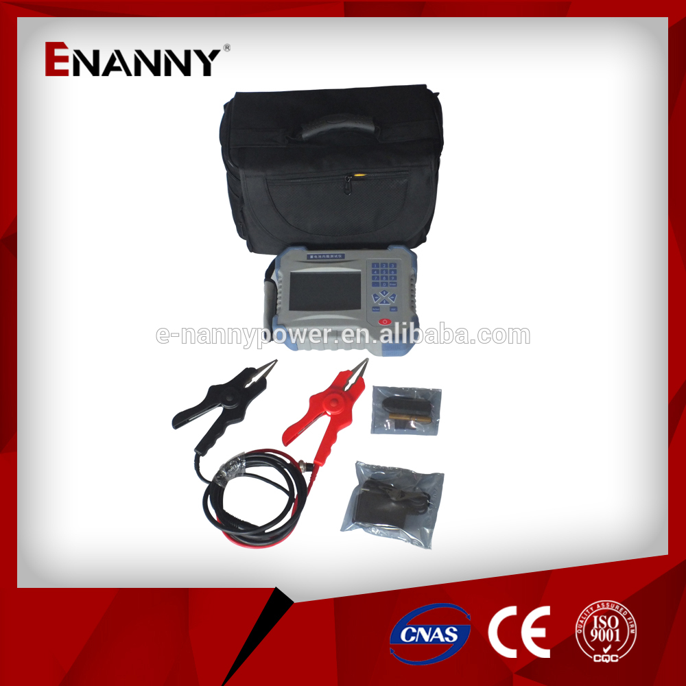 DBM8660 intelligent battery internal resistance tester