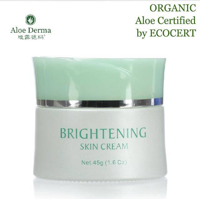 Aloe Vera Brigtening Face Cream, Whitening cream