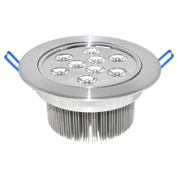 9W commercial indoor led SMD Ceiling Light