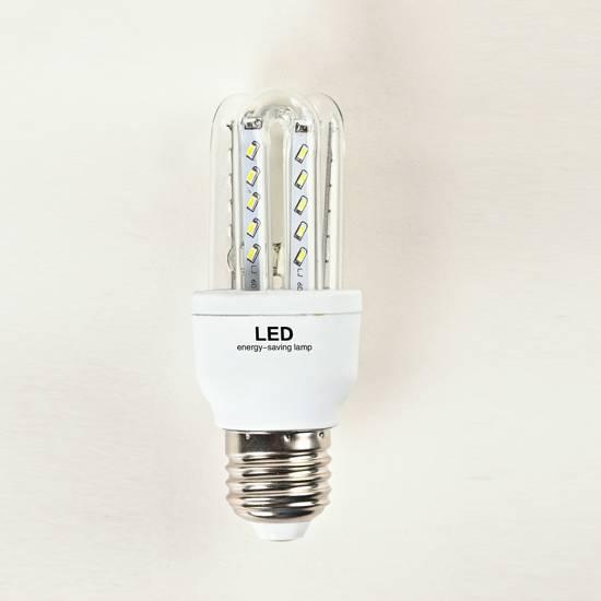 LED bulb U shape , 3w