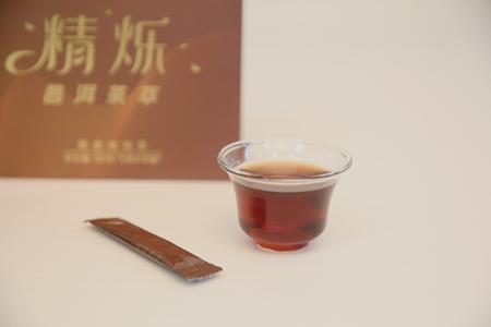 Pure natural tea powder